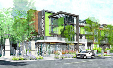 Cupertino: Marina Plaza Project Gets a Round of Approvals