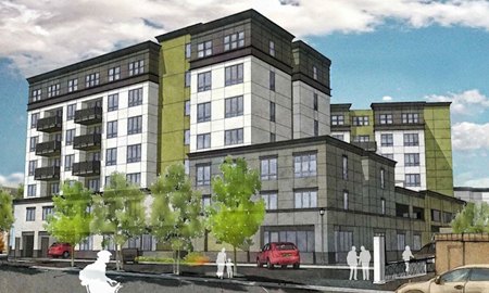MidPen Looks to Kickstart $41MM Redwood City Development