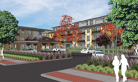 Affordable Housing Complex Planned for Gasser Property