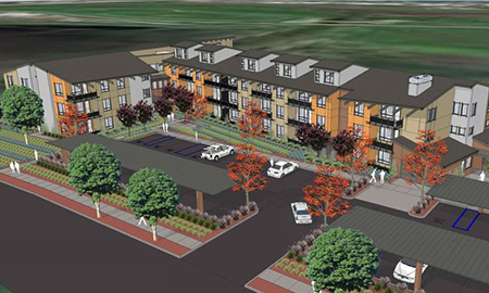 Napa City Planners Say Yes to Affordable Apartment Complex