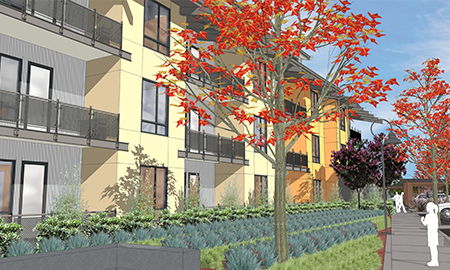Napa Approves Apartments, Awaiting State Decision on Funds