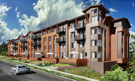 5-Story Residential Building Breaks Ground Near Marymoor Park