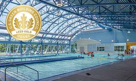 The Wave Achieves LEED Gold Certification