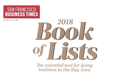 DAHLIN in Top 50 Bay Area Architecture Firms List