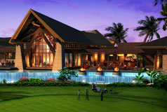 Picture of Seven Goddess Golf Clubhouse